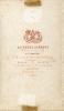 Alphonse Bernoud - Florence-Livorne-Naples - Cdv138 - ©Schiavo-Febbrari