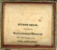 Dagherrotipo 037a - Etichetta del commerciante  ©Chiesa-Gosio