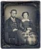 Daguerreotype 528. Hallmark: SCOVILL ©Chiesa-Gosio