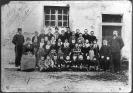 Scolaresca di Riva (BS) centro anno 1899