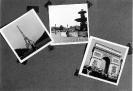 Fotografie ricordo di un viaggio a Parigi in un labum