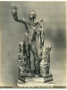 Museo Capitolino - Fauno, statua in rosso antico -- (Roma)  757-984 ©Schiavo-Febbrari
